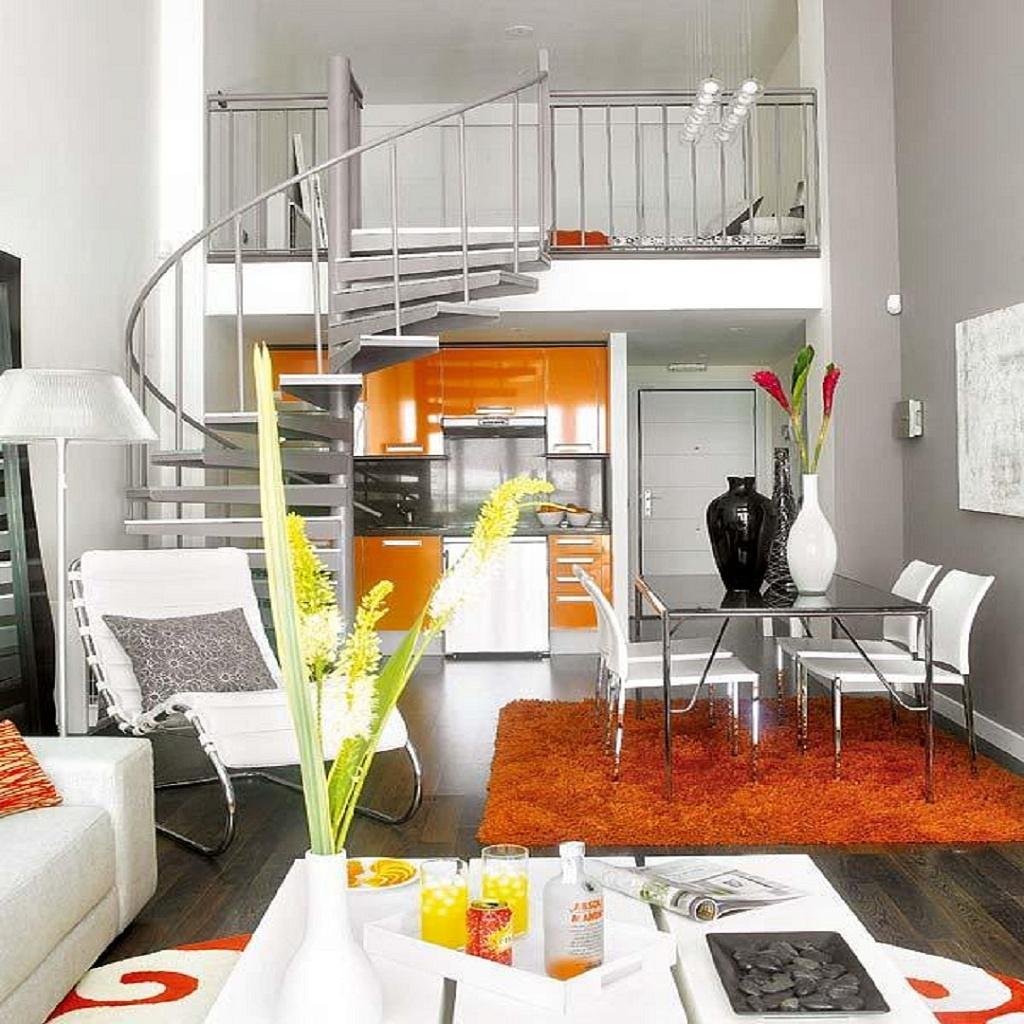 Примеры визуального увеличения однокомнатной квартиры