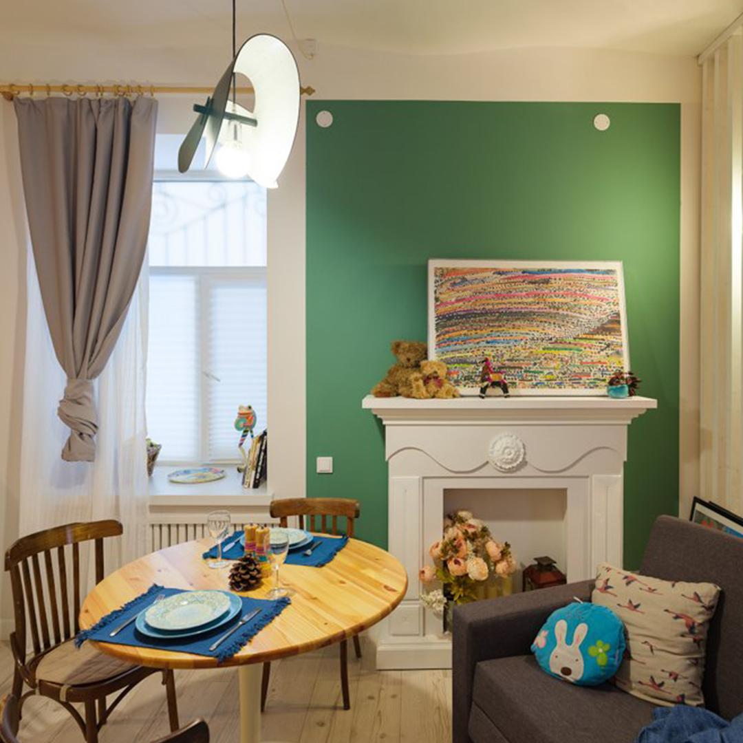 Дизайн однокомнатной квартиры: на что обратить внимание?