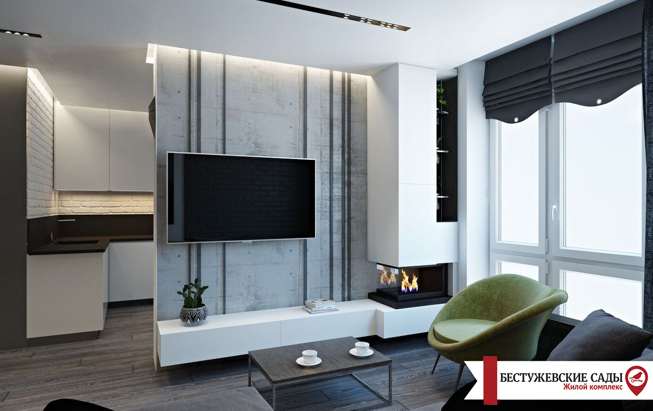 Дизайн смарт-квартиры