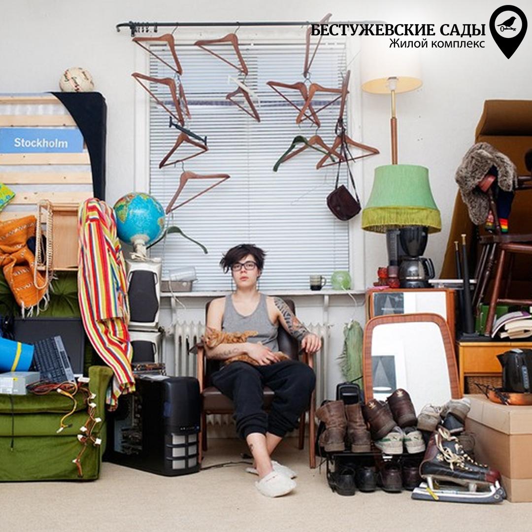 Нефункциональная мебель – основная ошибка малогабаритных квартир