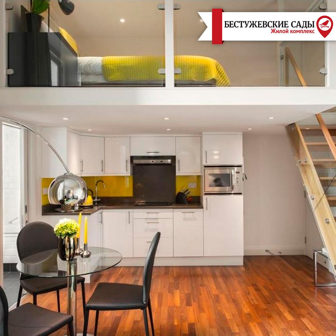 Дворівневі квартири - зручне рішення або марна трата грошей?