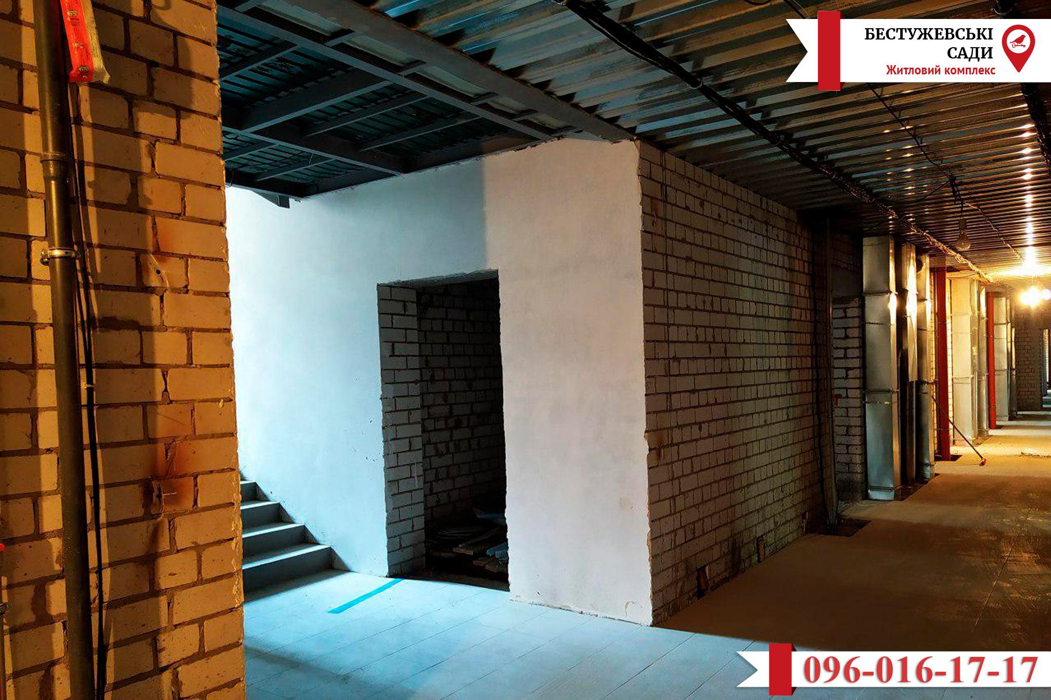 """На етапі завершення знаходиться будівництво другого будинку в ЖК """"Бестужевські сади""""!"""