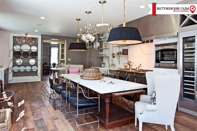 """Стиль """"Еклектика"""" і як буде виглядати Ваша кухня в цьому стилі?"""