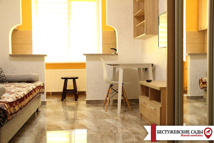 Правильна розстановка меблів в гостинці