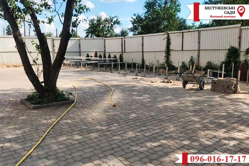Інформація про житловий комплекс  «Бестужевські сади-2»