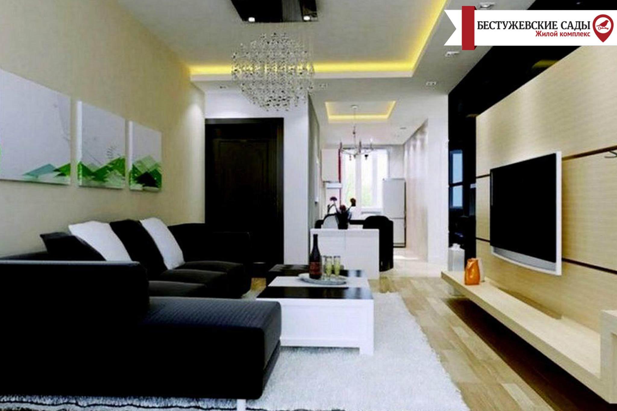 Чи правда, що двокімнатні квартири найвигідніші для проживання.