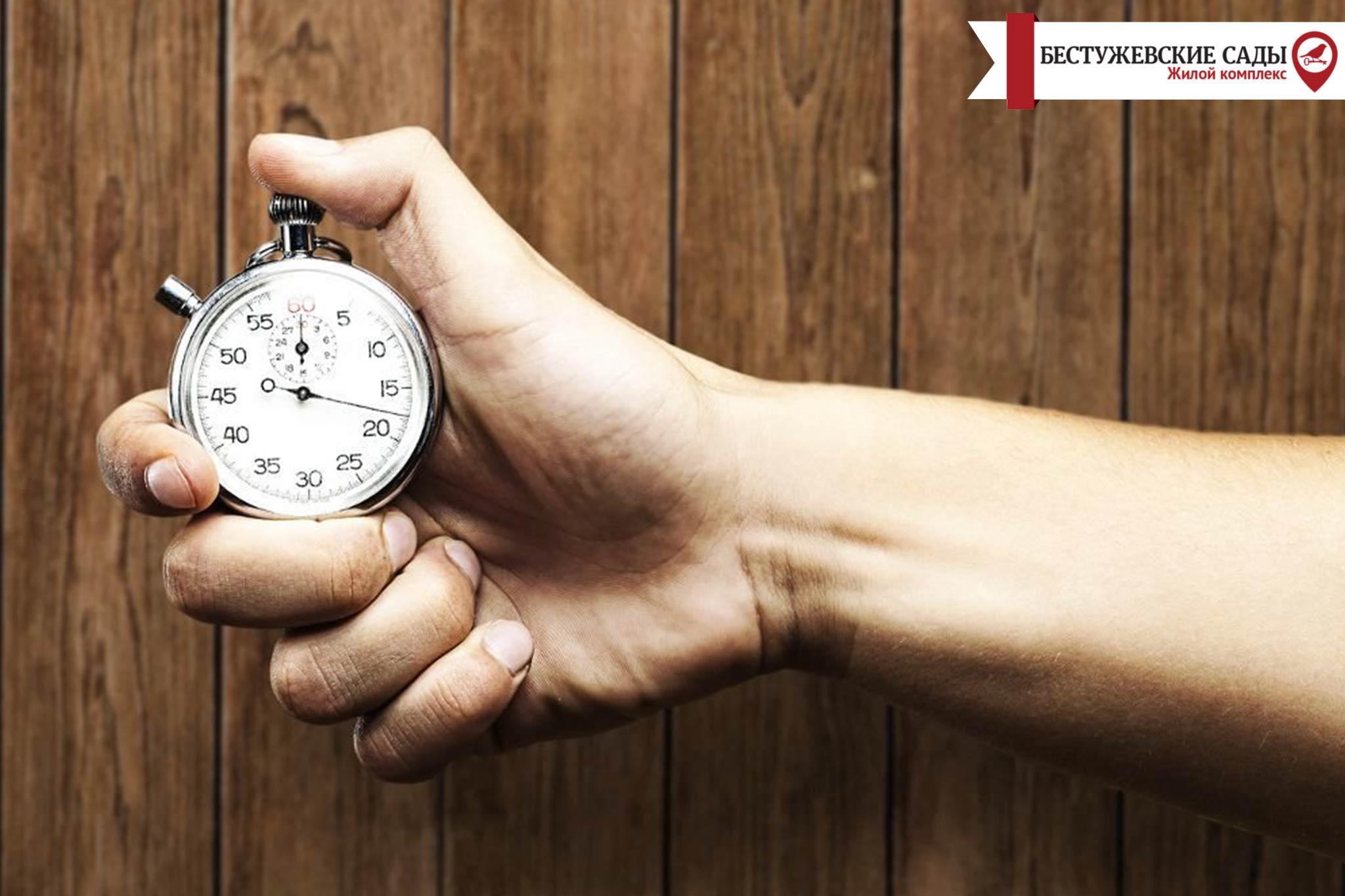 Скільки часу проходить процес покупки квартири.