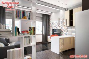 Квартиры студии в ЖК Бестужевские сады