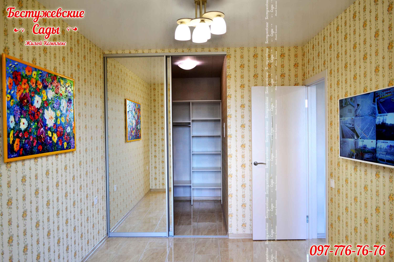 стильный дизайн квартиры студии