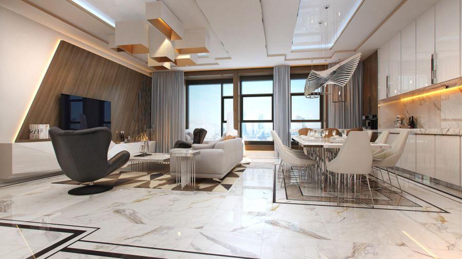 Как выглядит квартира