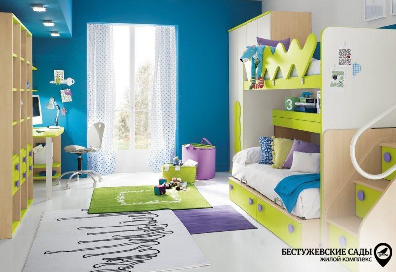 Комната для ребенка: уют, комфорт и красота