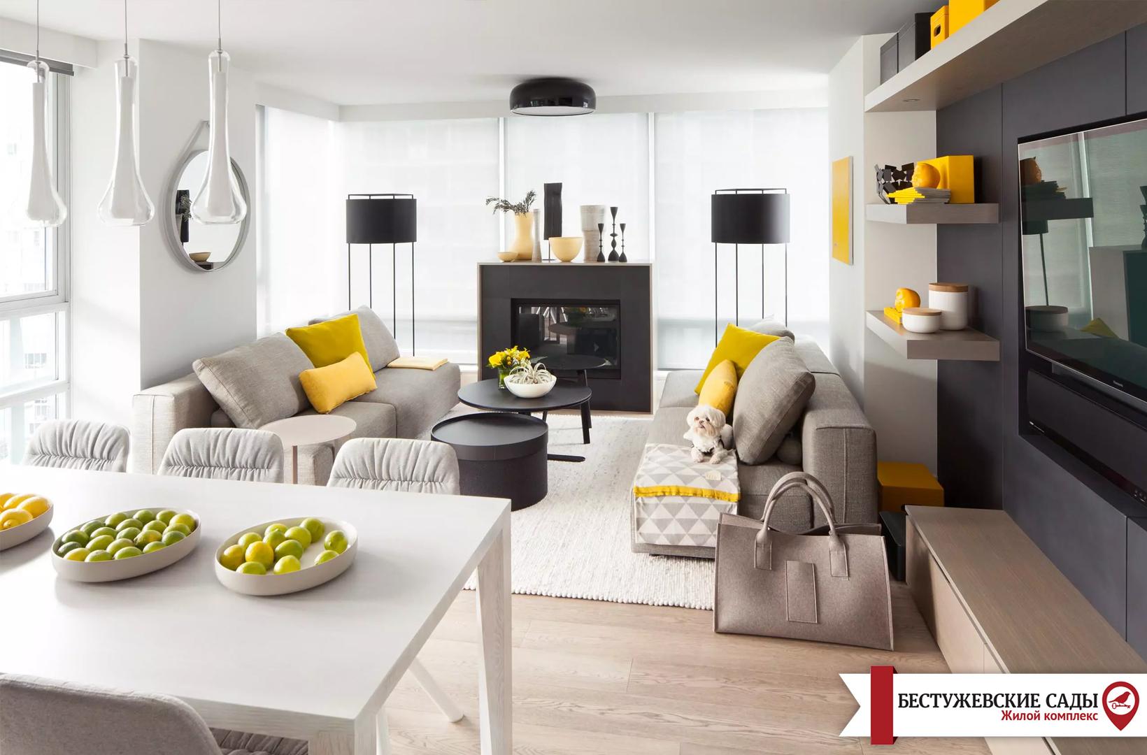 Молодежные дизайны квартир. Какие тренды ожидаются в 2019 году
