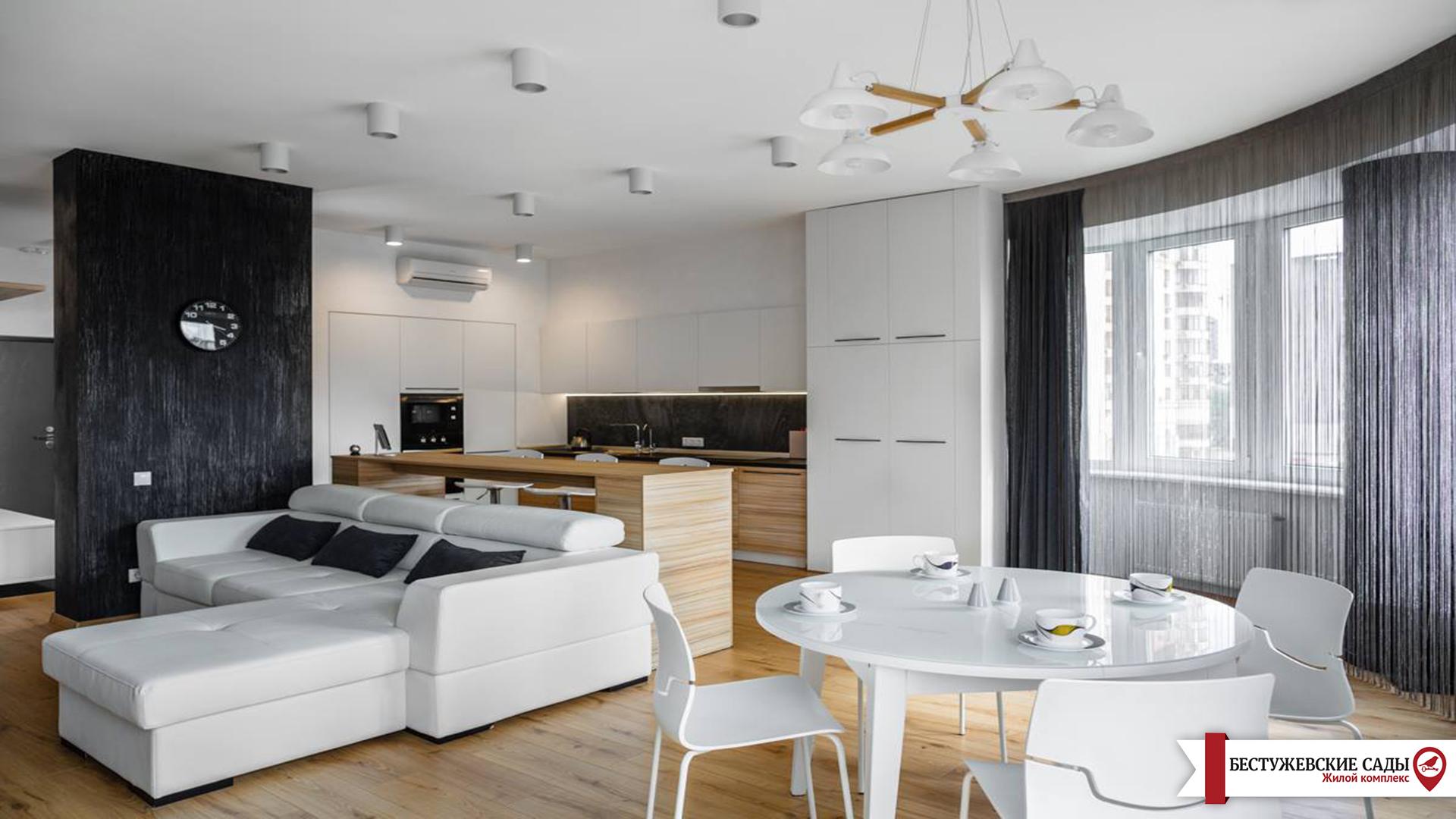 Почему квартиры - студии пользуются популярностью у тысячей покупателей