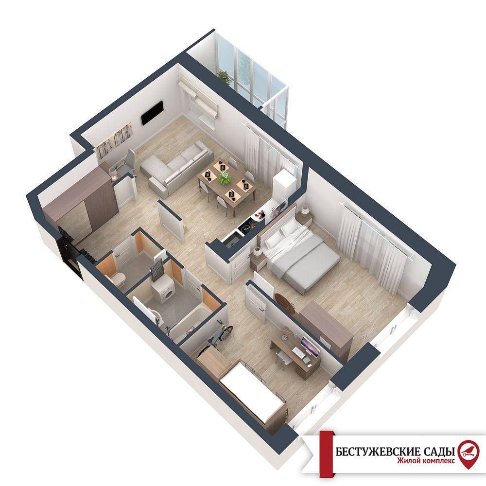 Выбирай как профи: как определиться с планировкой новой квартиры