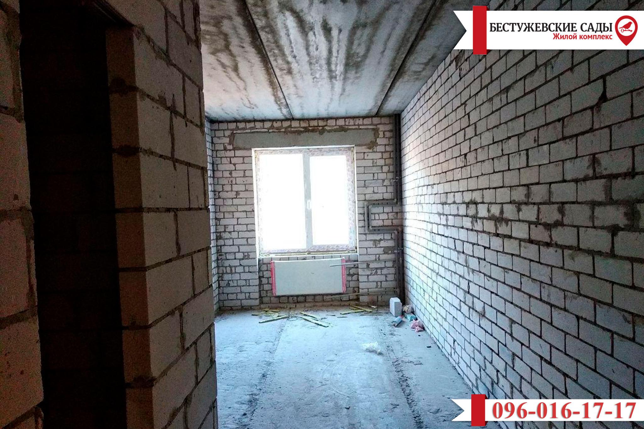 Есть новая информация о строительстве жилого комплекса «Бестужевские Сады»