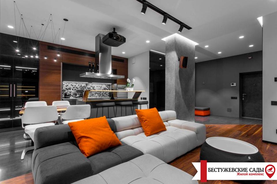 В чем разница между квартирой - студией и однокомнатной квартирой?