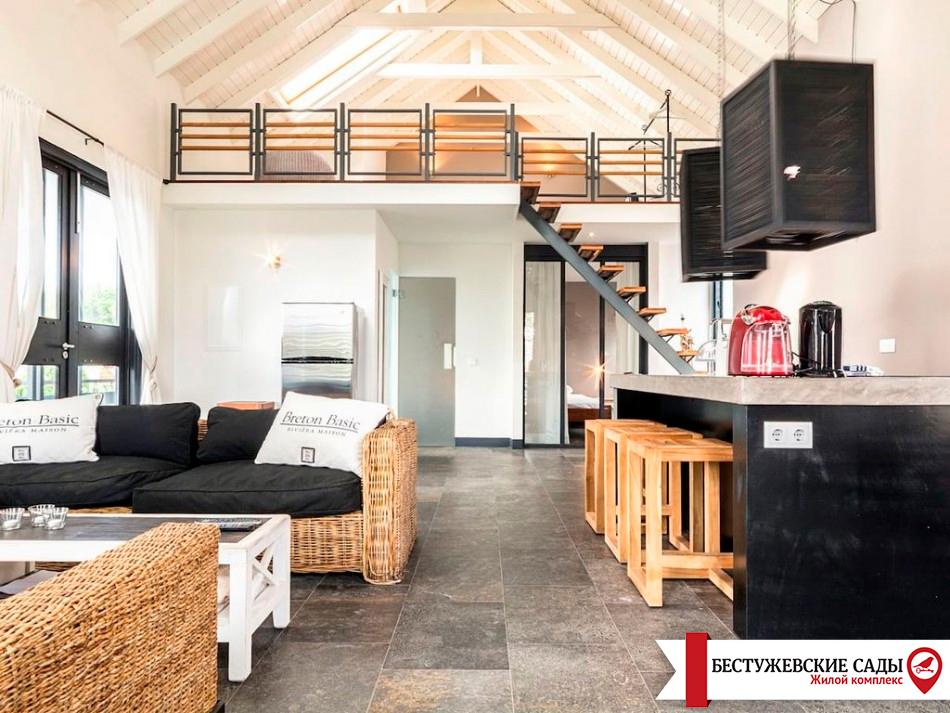 Двухуровневые квартиры - удобное решение или пустая трата денег?