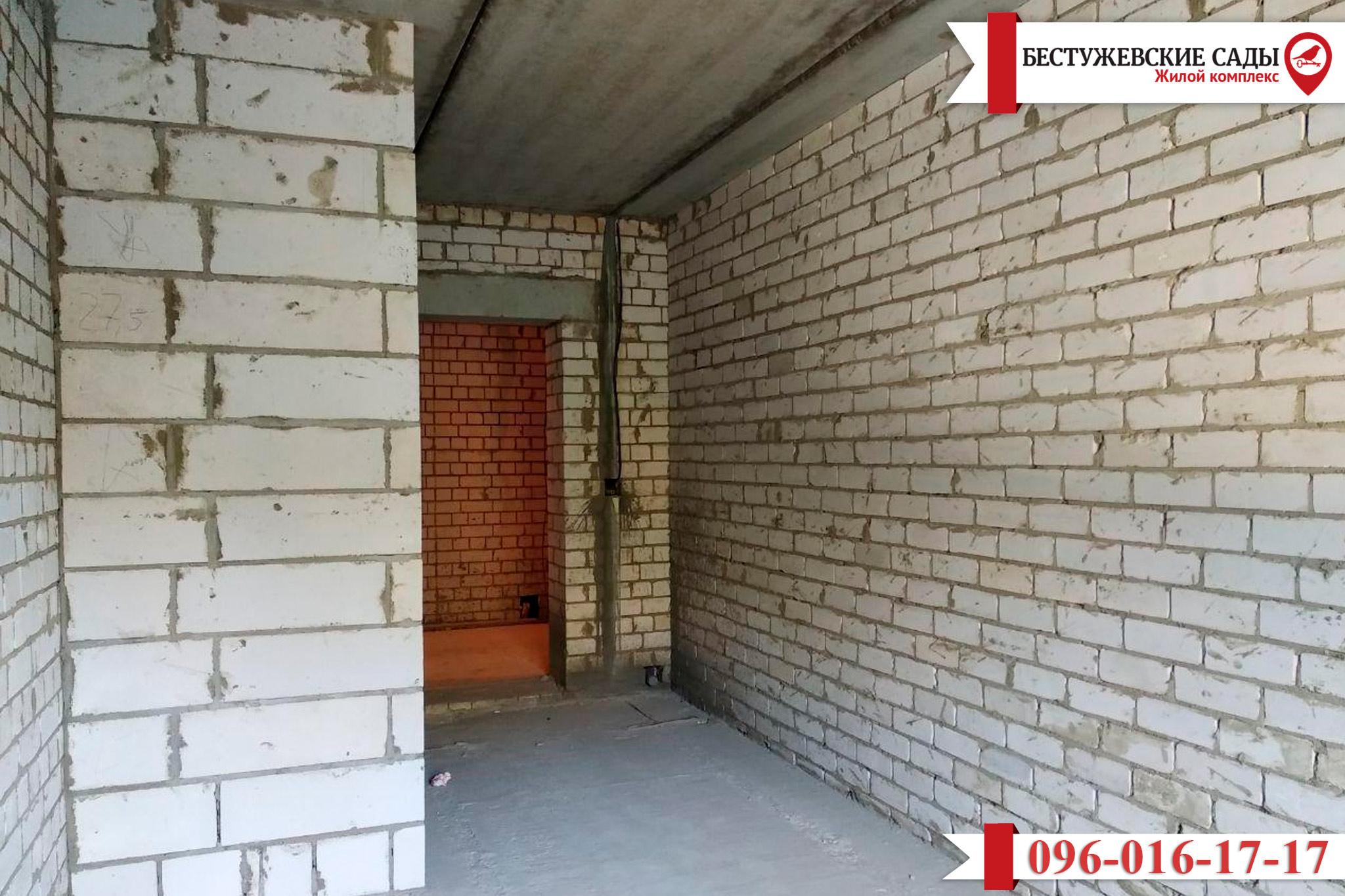 Свежая информация о жилом комплексе «Бестужевские сады»