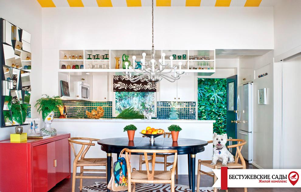 """Стиль """"Эклектика"""" и как будет выглядеть Ваша кухня в этом стиле?"""