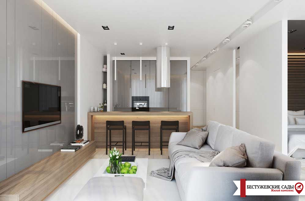 В чем преимущества квартиры-студии перед однокомнатной квартирой?