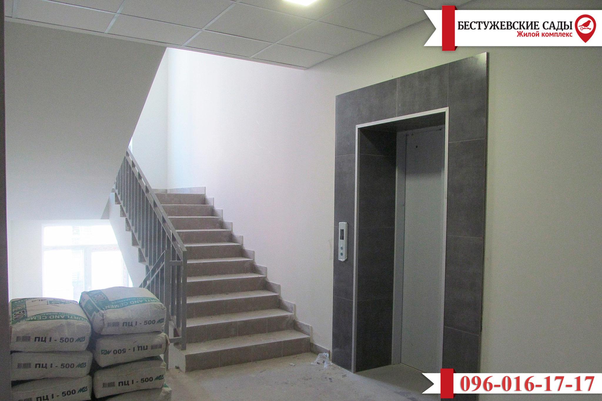 ЖК «Бестужевские сады-2». Новости о строительстве объекта