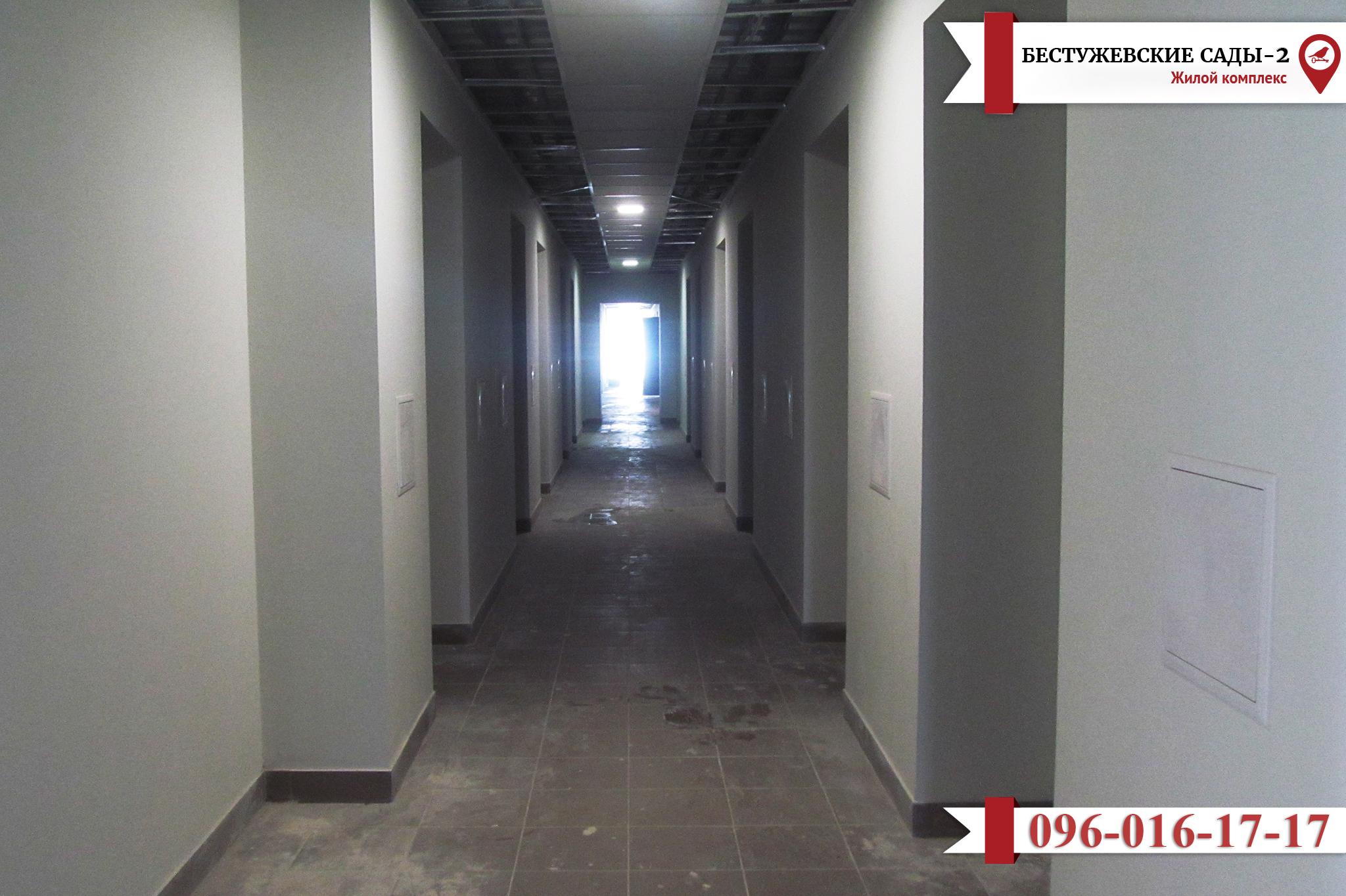 Актуальная информация о строительстве комплекса «Бестужевские сады-2»